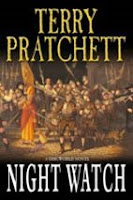 pratchett discworld night watch book review