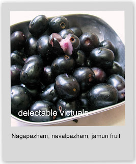 Delectable Victuals: Savoring the local fruits...