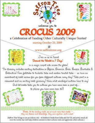 children's literature book fest crocus 2009 around the world in 7 days