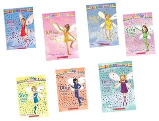 Rainbow Fairies by Daisy Meadows