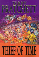 thief of time terry pratchett book review