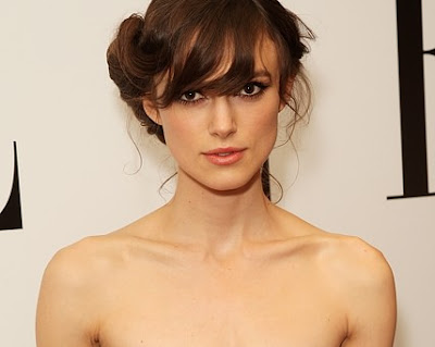 Keira Knightley topless in Edge of Love