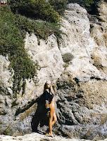 Marisa Miller aproape goala in revista GQ