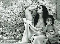 Angelina Jolie ... by Brad Pitt