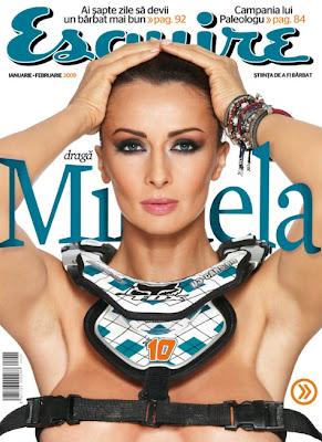 Mihaela Radulescu in Esquire