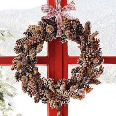 Christmas Wreath Decorating Ideas