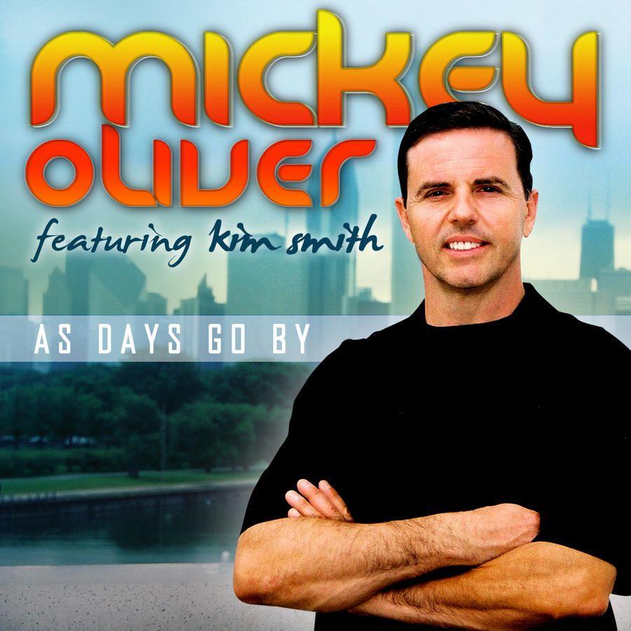 Mickey Oliver - Anticipate