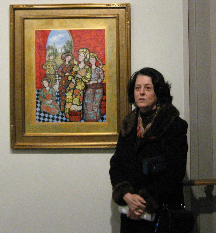 Georgeoupoulos award at the Currier museum exhibit 2008