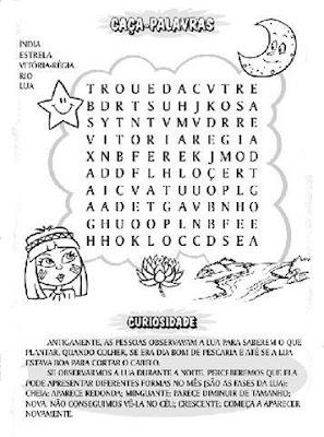 7 Atividades do Folclore para crianças