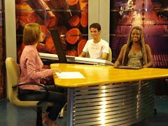 Paula Nascimento no MTTV