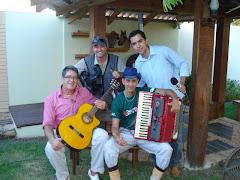 Osvaldir e Carlos Magrão