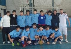 5TA CAMPEONA 2009