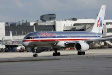Αναγκαστική προσγείωση αεροσκάφους της American Airlines, λόγω αναθυμιάσεων
