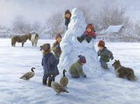 ερχονται χιονια