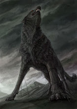 Fenrir, o Lobo Gigante