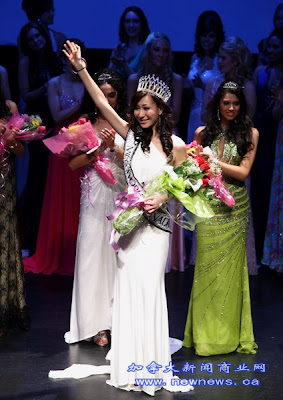 miss world canada 2009 winner lena ma