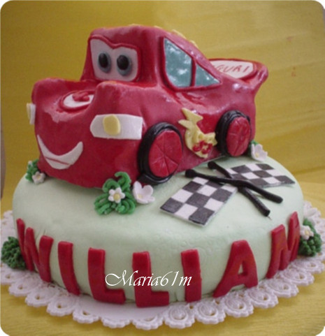 TORTE IN FANTASIA: Cars x