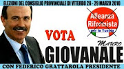 Candidato Mauro Giovanale