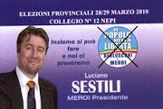 Candidato Luciano Sestili