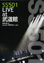 SS501 LIVE at 武道館