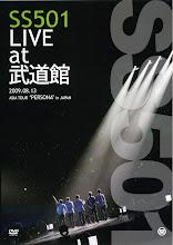 SS501 LIVE at 武道館