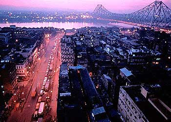 THE CITY OF JOY KOLKATA