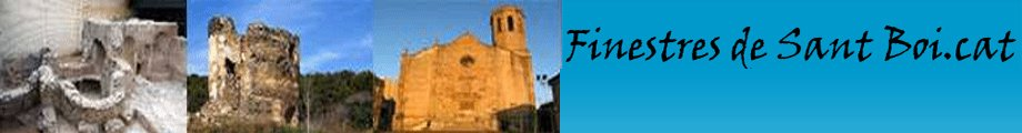 Finestres de Sant Boi
