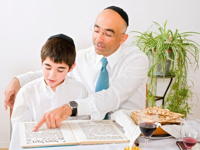 NAMC montessori classroom activities cultural curriculum Jewish passover reading the haggadah