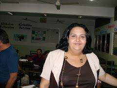 Abog. KITTY PAEZ DE CASTILLO 4TA COORDINADORA DEL PFGEJ PERIODO JULIO 2008 - MARZO 2009