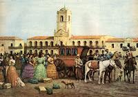 Cabildo de Buenos Aires en 1810