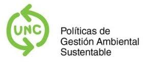 Políticas de Gestión Ambiental Sustentable UNC