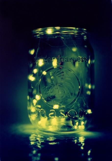 Two Things I Heard: Fields of Fireflies