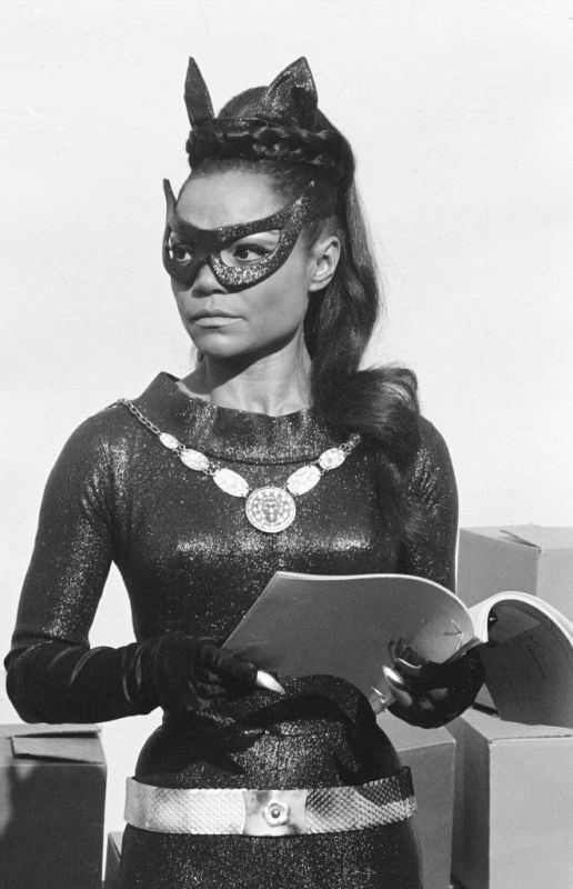 Catwoman Eartha Kitt Julie Newmar Pictures: Eartha Kitt ...