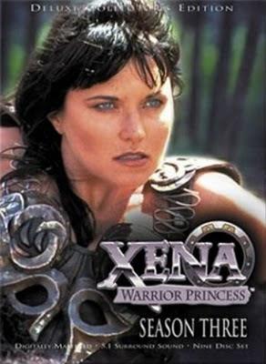 Xena A Princesa Guerreira 3 temporada
