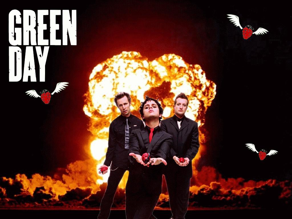Najpoznatiji muzički trio- vi Green+day