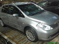 Car Rental - Nissan Latio For Rent