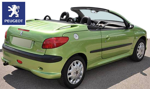 new Modified And Exotic Car: Peugeot 206 Cc