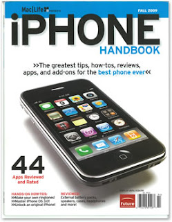 iPhone Handbook magazine
