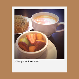 iphone polaroid iphoneography photography breakfast