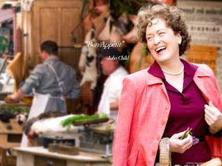Julie and Julia, movie review, Meryl Streep