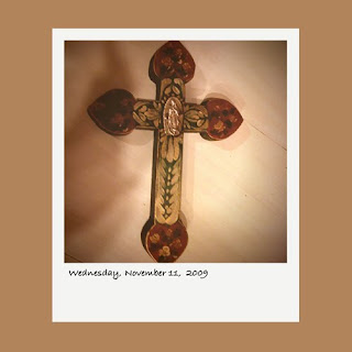 cross, iPhone polaroid