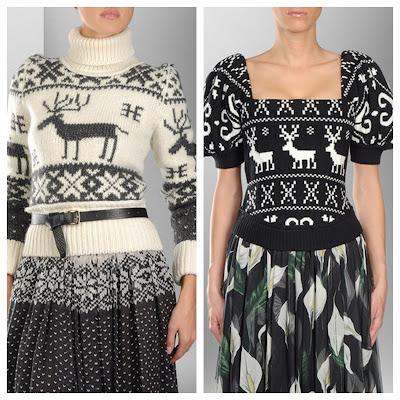 Kışlık Bayan Triko ve Kazak Modelleri