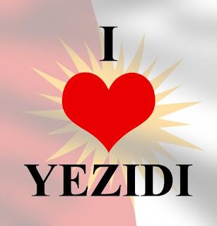 Yezidi Blogger: Yezidi Flag