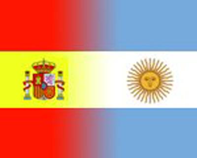 Hermanadas España y Argentina