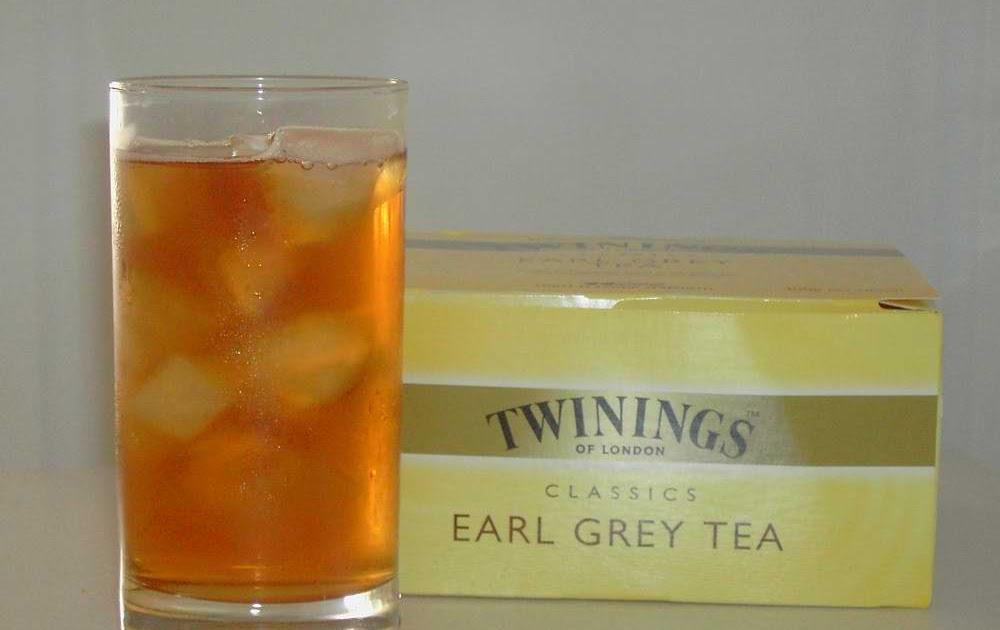 Blessed Homemaker: Iced Earl Grey Tea