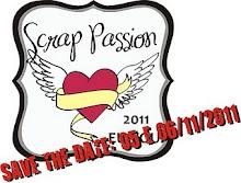 Scrap Passion 2011. Eu Vou!!!!