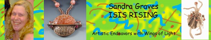 Sandra Graves / Isis Rising