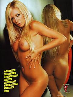 Almost Naked Claudia Ciardone Hombre Etremo Magazine