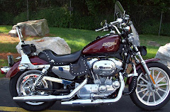 2008 Harley Davidson Sportster 883 XL Low