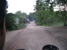 On the way of bongaon